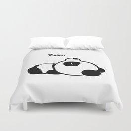 Sleeping Baby Panda Kawaii AWWW! Duvet Cover