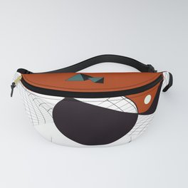 Prism Trap Fanny Pack