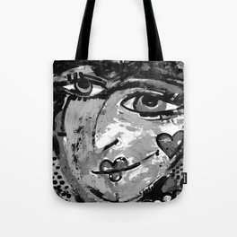She Can Wish 1a by Kathy Morton Stanion Tote Bag
