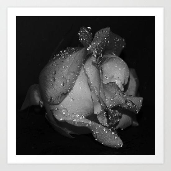 Rain in my Heart Art Print