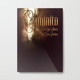 Caminito Metal Print