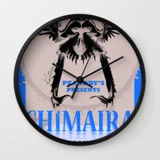 Chimaira Poster 2006 Wall Clock