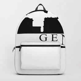 Genoa skyline Backpack