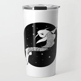 Carpe koi Travel Mug
