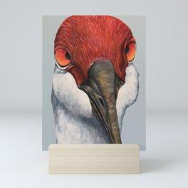 Ginger Mini Art Print