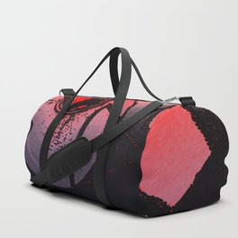 Exploding Planet Duffle Bag