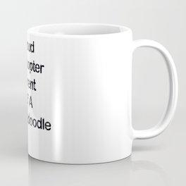Proud Parent Of A Labradoodle Coffee Mug