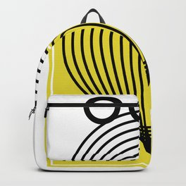 Geometrie Abstrakt Backpack