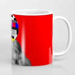Madonna del la TV Coffee Mug