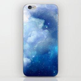 Starclouds iPhone Skin