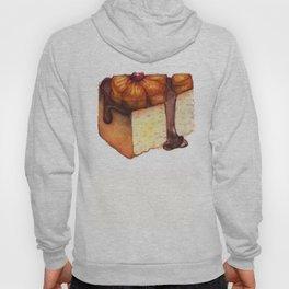 Pineapple Upside-Down Cake Slice Hoody