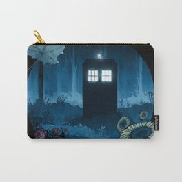 Who's that? Carry-All Pouch