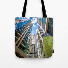 Modern Urban Design Tote Bag