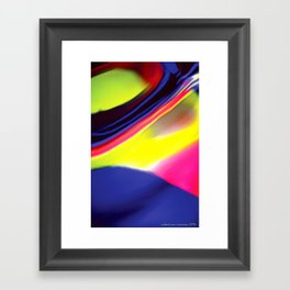 Twister Framed Art Print