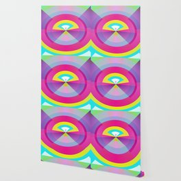 Pop Art Sphere Wallpaper
