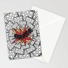 KAA-BOOM Stationery Cards