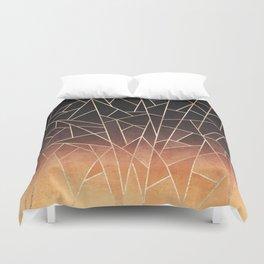 Shattered Ombre Duvet Cover