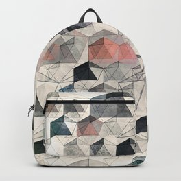 as the curtain falls (variant) Backpack