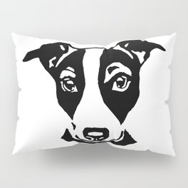 CHRISTMAS GIFTS OF JACK RUSSELL TERRIER GIFTS FROM MONOFACES IN 2020 Pillow Sham