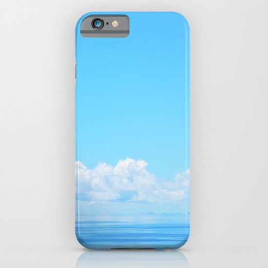 Pacific blues iPhone & iPod Case