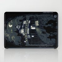 zombies iPad Cases featuring Zombies Inn by nicebleed
