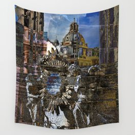 Roman Impression Wall Tapestry