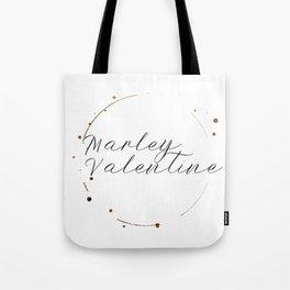 Marley Valentine Tote Bag