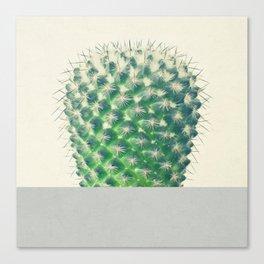 Cactus Dip Canvas Print