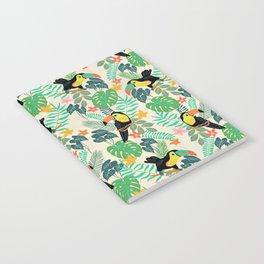 Toucan Island Notebook