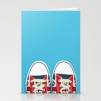 british Stationery Cards featuring Casual British by Matt Andrews