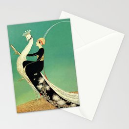 Vintage Magazine Cover Stationery Cards
