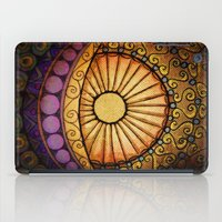 sun and moon iPad Cases featuring Sun and Moon by Alohalani