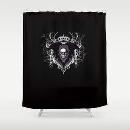 Aurelio Voltaire Crest Shower Curtain