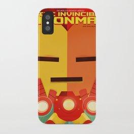 ironman fan art iPhone Case