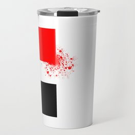 Don't Lose Control (Square) Travel Mug