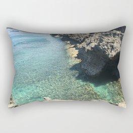 Okinawa Ocean Rectangular Pillow