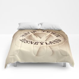 Mark Twain Disneyland Comforters