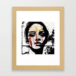 ANTI (Interlude) The Girl Framed Art Print