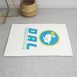 Dodo Airlines Rug