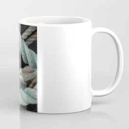 TIED TO THE MOORING #1 Coffee Mug