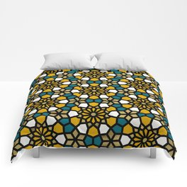 Persian Mosaic – Marigold Palette Comforters