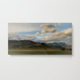 Castle hill Metal Print
