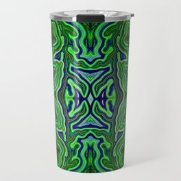 Abstract #1 - VII - Electric Light Orchestra Travel Mug