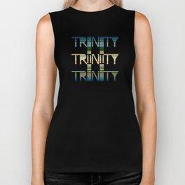 Trinity - Swipe #4 Biker Tank