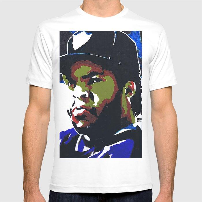 Ice Boyz N Da Hood Cube NWA T-shirt By Urbanart