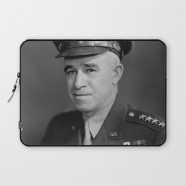 General Omar Bradley Laptop Sleeve