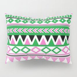 Tribal Pattern 07 Pillow Sham
