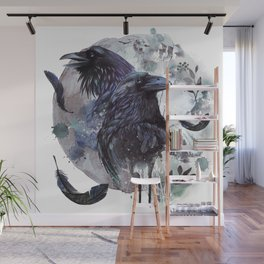 Full Moon Fever Dreams Of Velvet Ravens Wall Mural