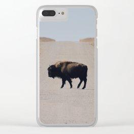 Native Crosser Clear iPhone Case