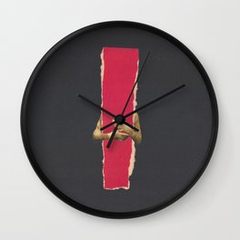 Torn Around - Hold Behind Wall Clock